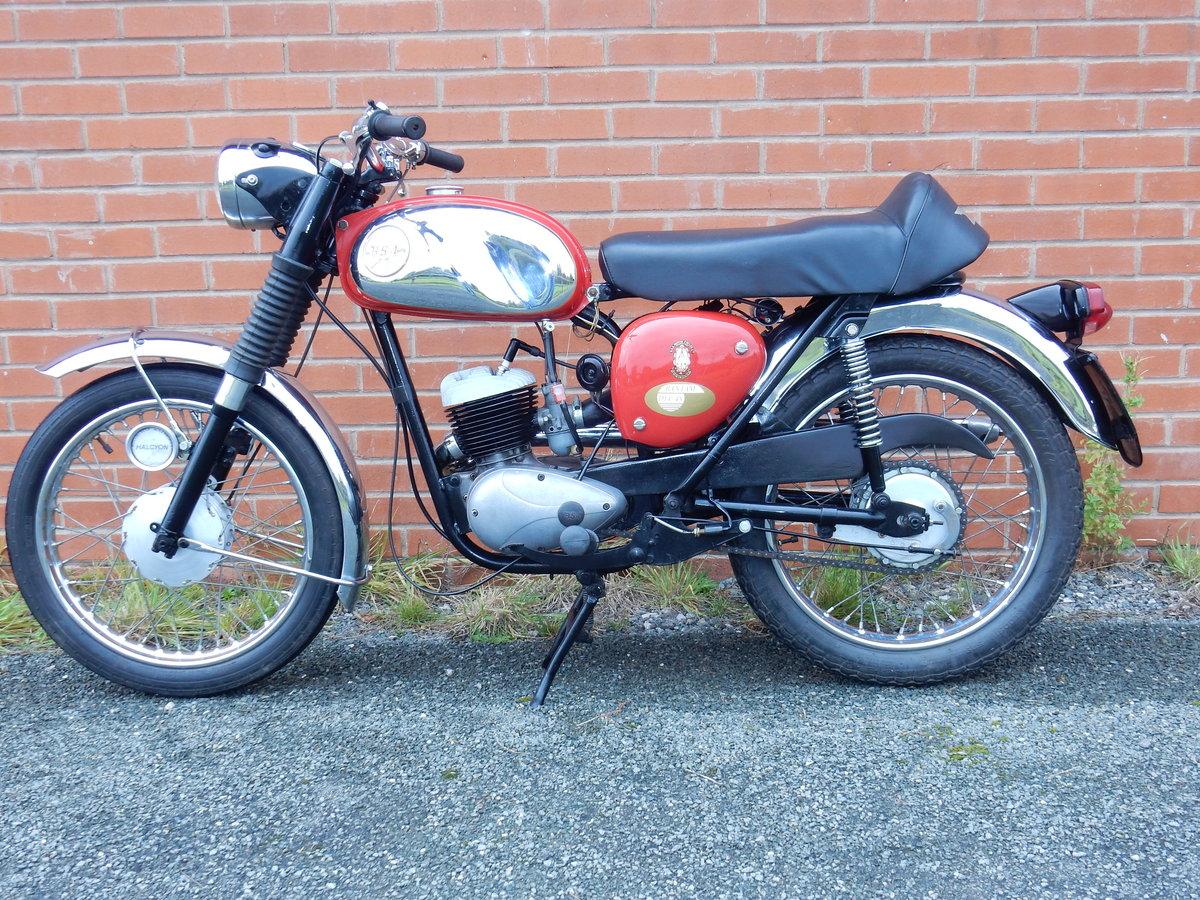 BSA Bantam D14B  Sport  175cc  1968 For Sale (picture 10 of 12)