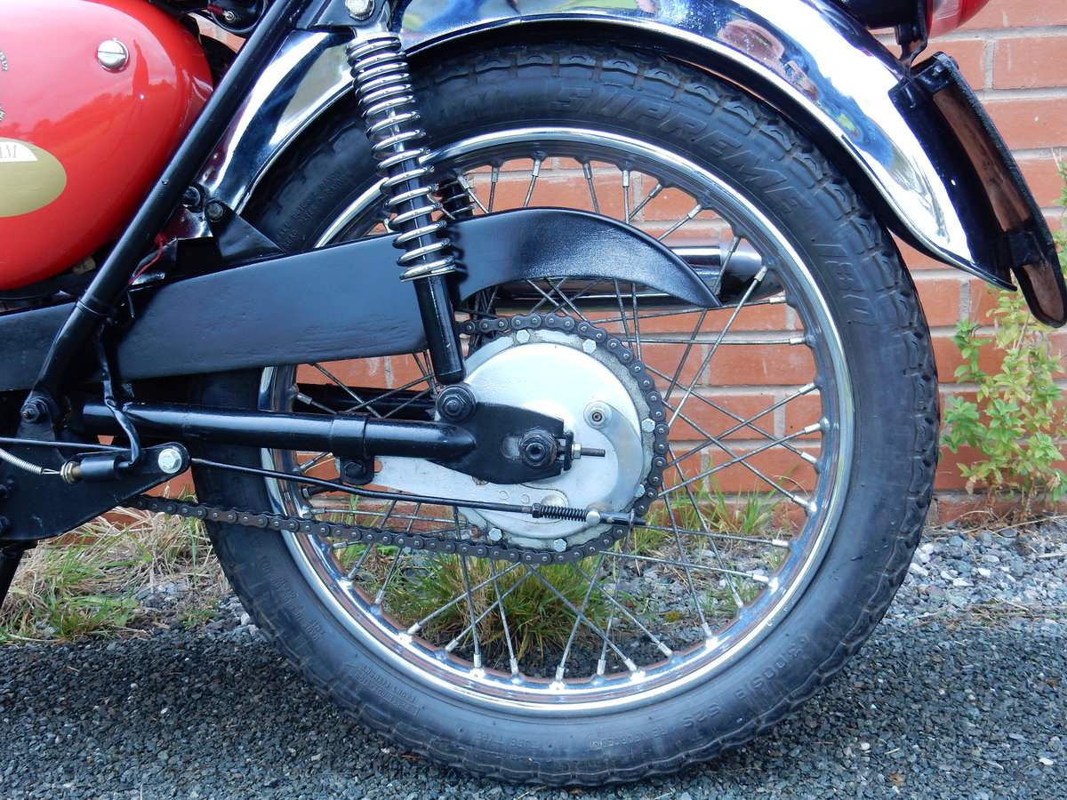 BSA Bantam D14B  Sport  175cc  1968 For Sale (picture 11 of 12)