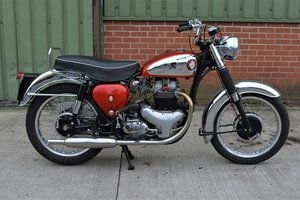 Picture of 1960 BSA A10 Super Rocket For Sale by Auction