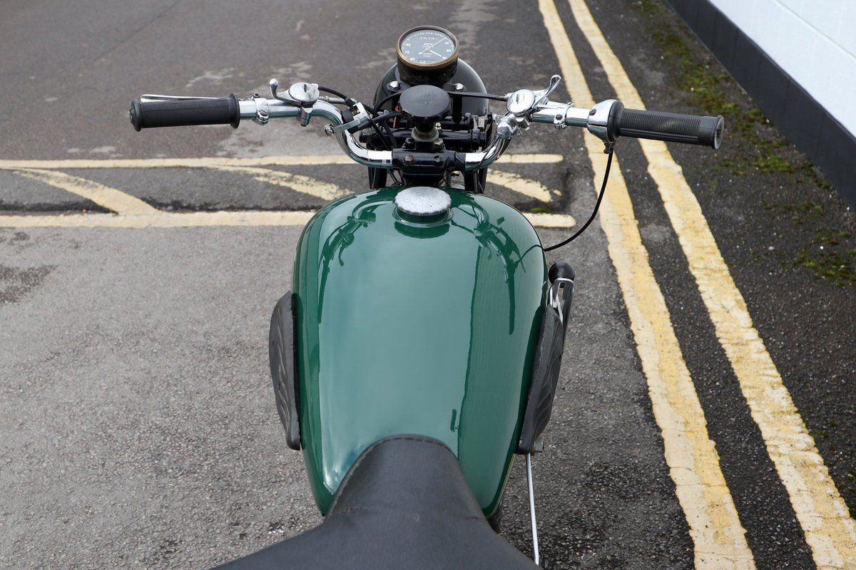1938 BSA B20 250cc - A Very Rare Pre-War Vintage Model For Sale (picture 21 of 22)