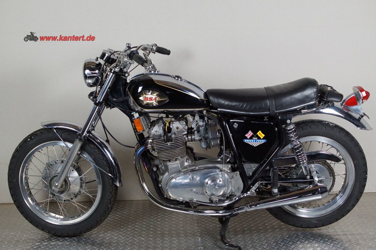 1971 BSA Rocket III A 75, 740 cc, 60 hp For Sale (picture 2 of 12)