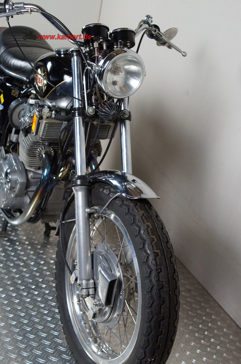 1971 BSA Rocket III A 75, 740 cc, 60 hp For Sale (picture 3 of 12)