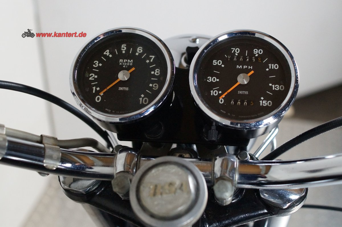 1971 BSA Rocket III A 75, 740 cc, 60 hp For Sale (picture 5 of 12)
