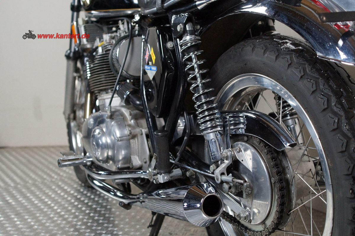 1971 BSA Rocket III A 75, 740 cc, 60 hp For Sale (picture 12 of 12)