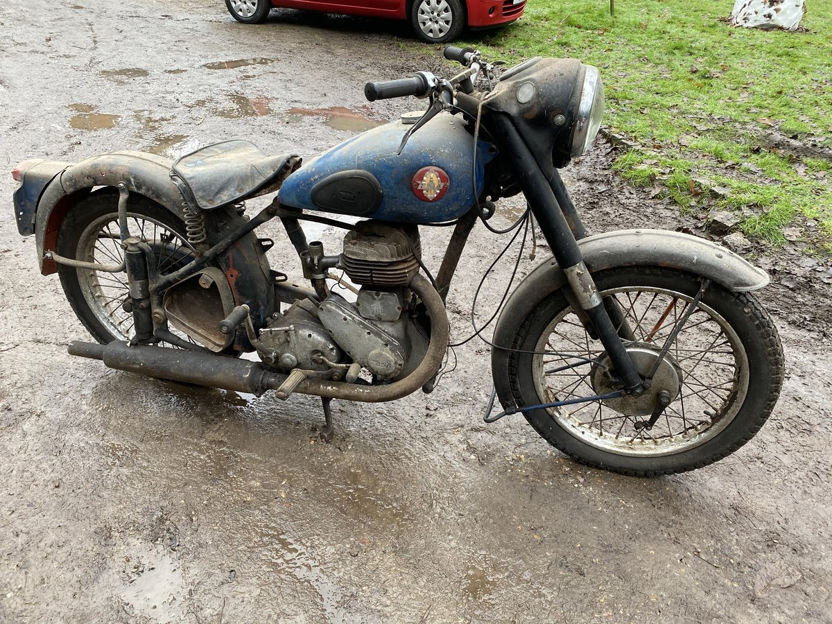 1951 BSA M21 For Sale by Auction (picture 1 of 30)