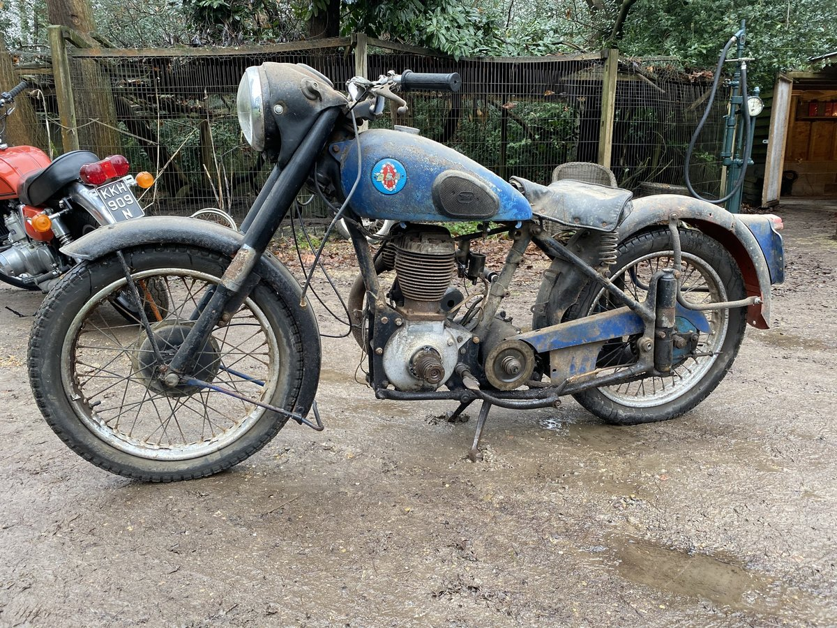 1951 BSA M21 For Sale by Auction (picture 2 of 30)