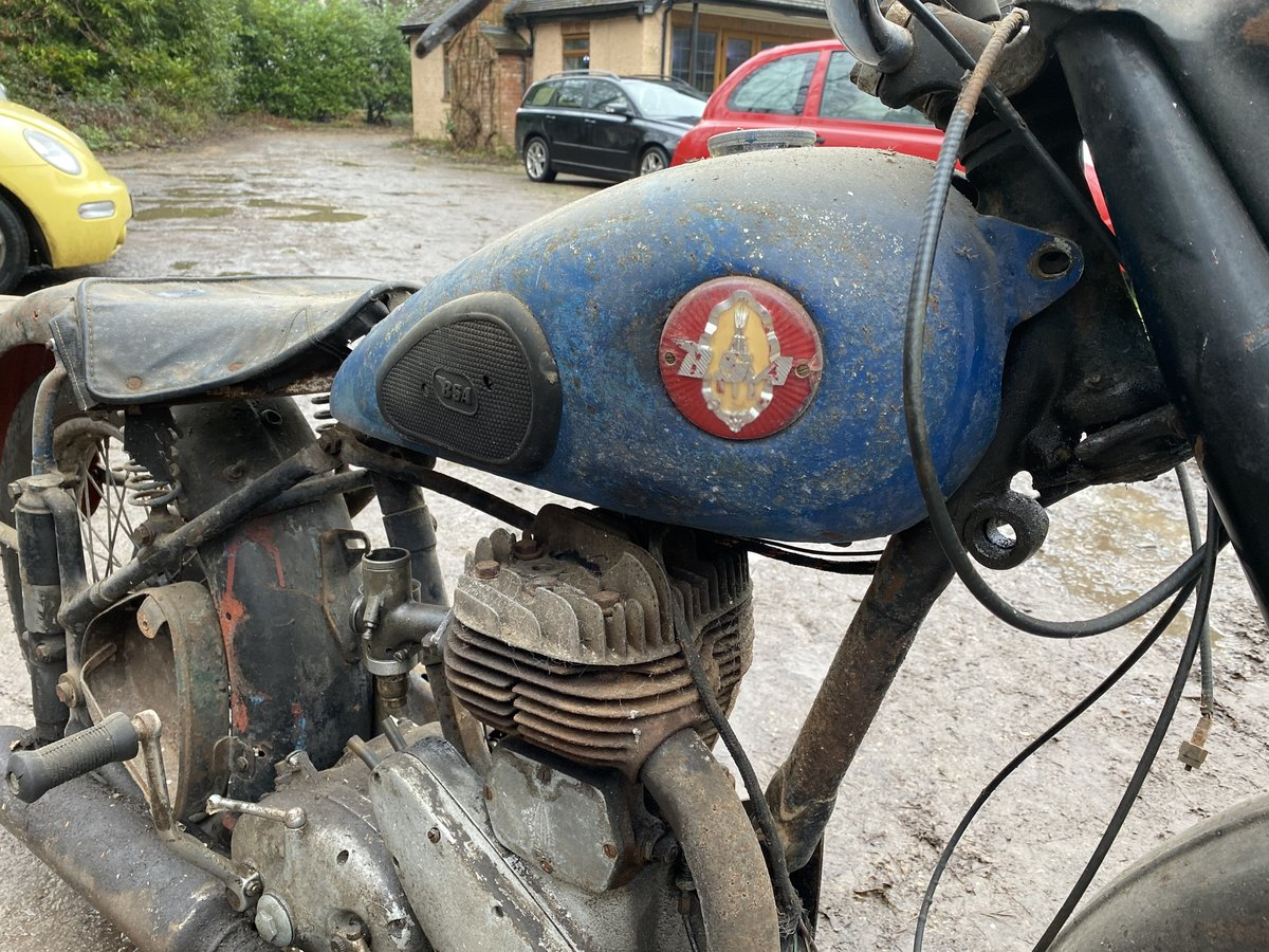 1951 BSA M21 For Sale by Auction (picture 3 of 30)