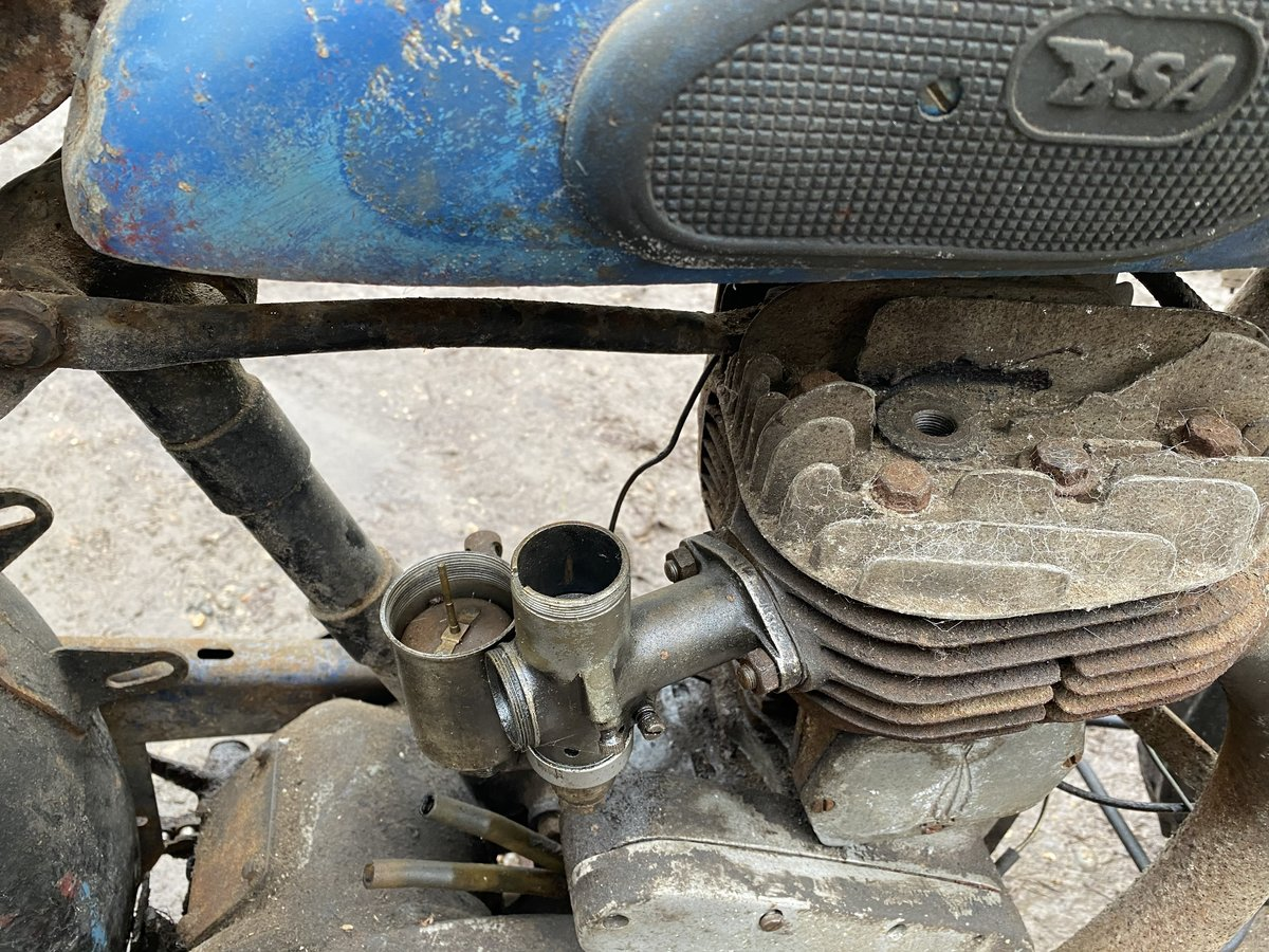 1951 BSA M21 For Sale by Auction (picture 8 of 30)