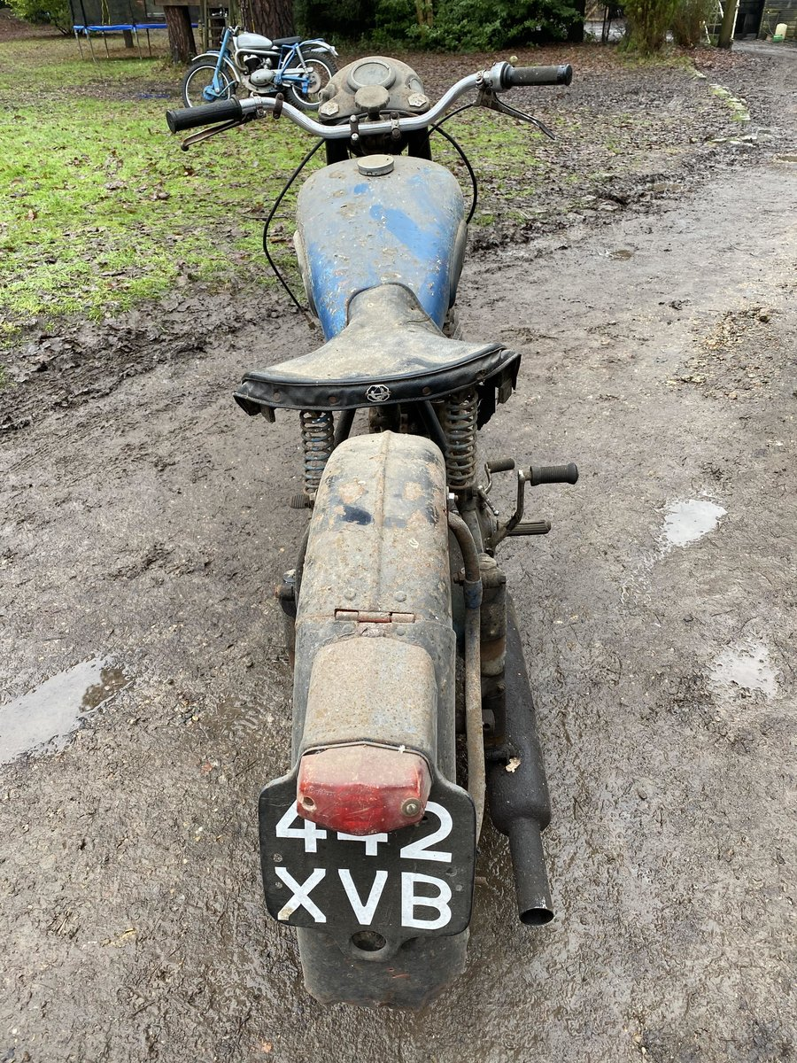 1951 BSA M21 For Sale by Auction (picture 9 of 30)