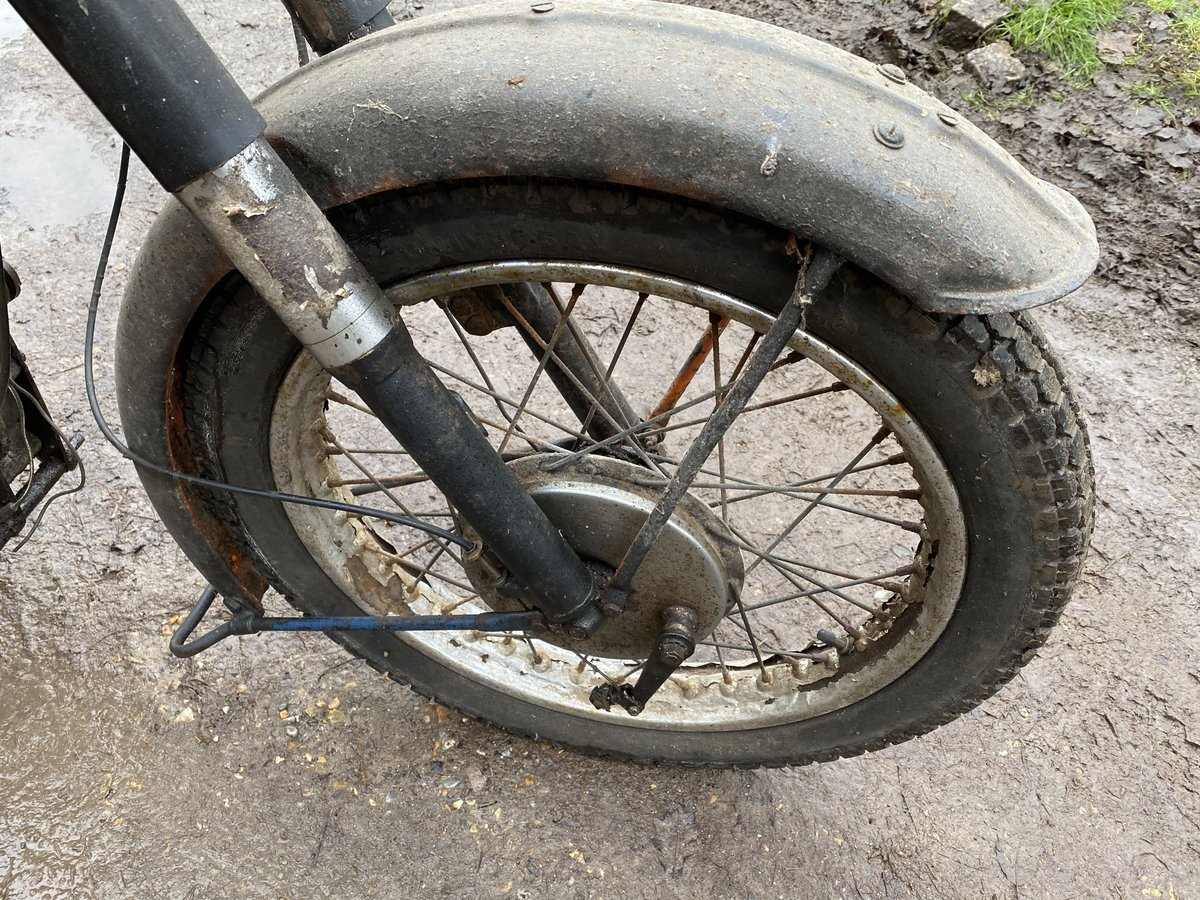 1951 BSA M21 For Sale by Auction (picture 15 of 30)