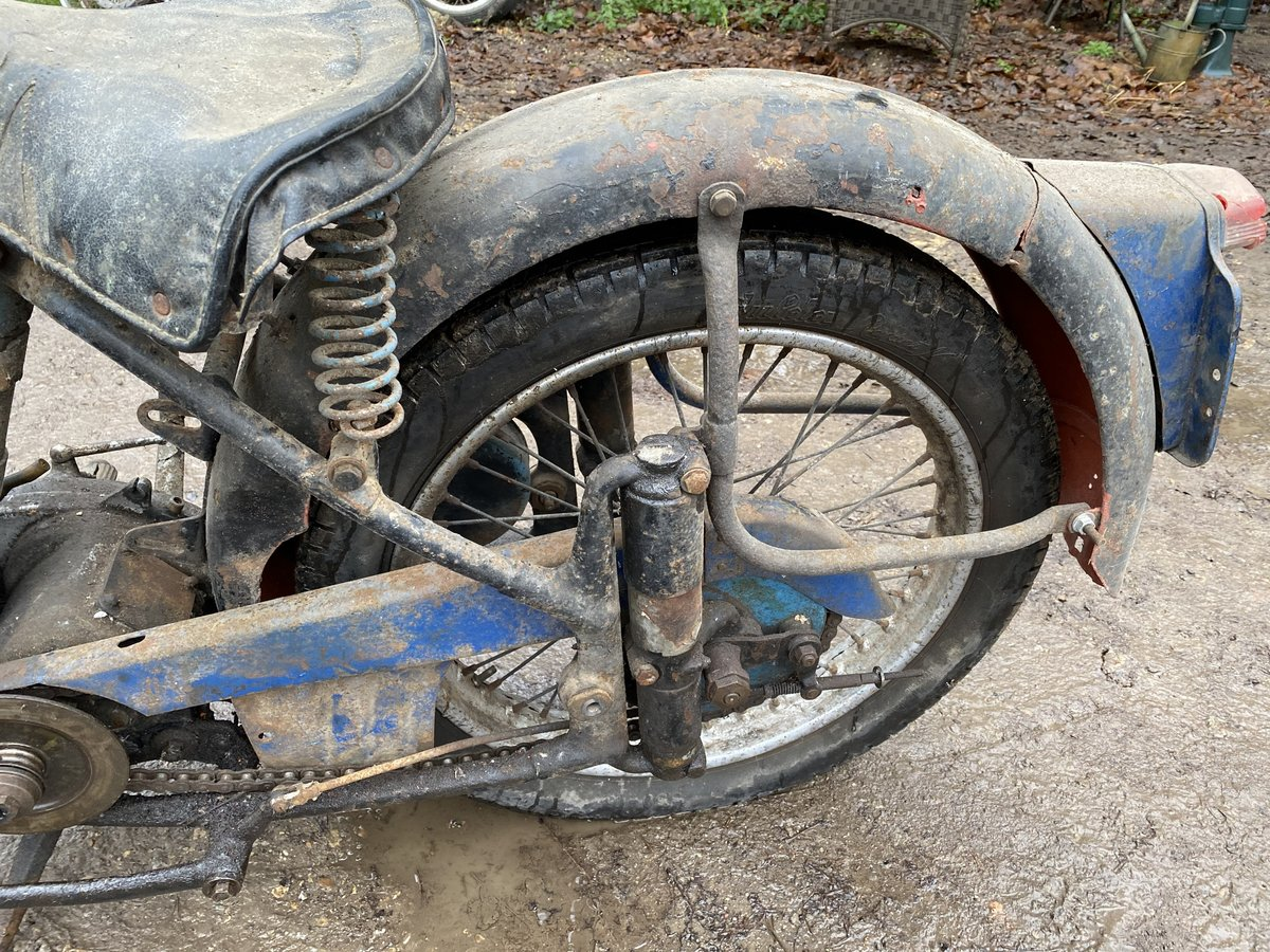 1951 BSA M21 For Sale by Auction (picture 27 of 30)