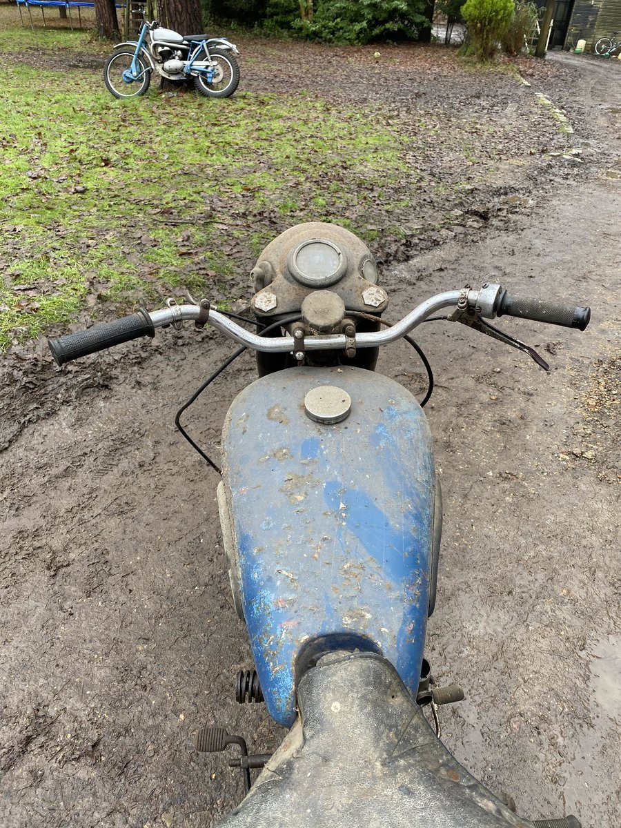 1951 BSA M21 For Sale by Auction (picture 28 of 30)