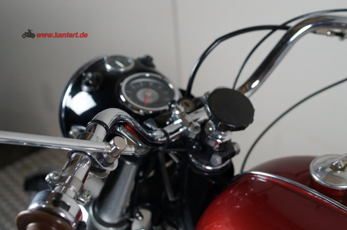 1964 BSA A 65 Rocket, 654 cc, 38 hp For Sale (picture 7 of 12)