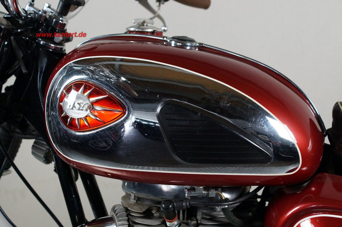 1964 BSA A 65 Rocket, 654 cc, 38 hp For Sale (picture 8 of 12)