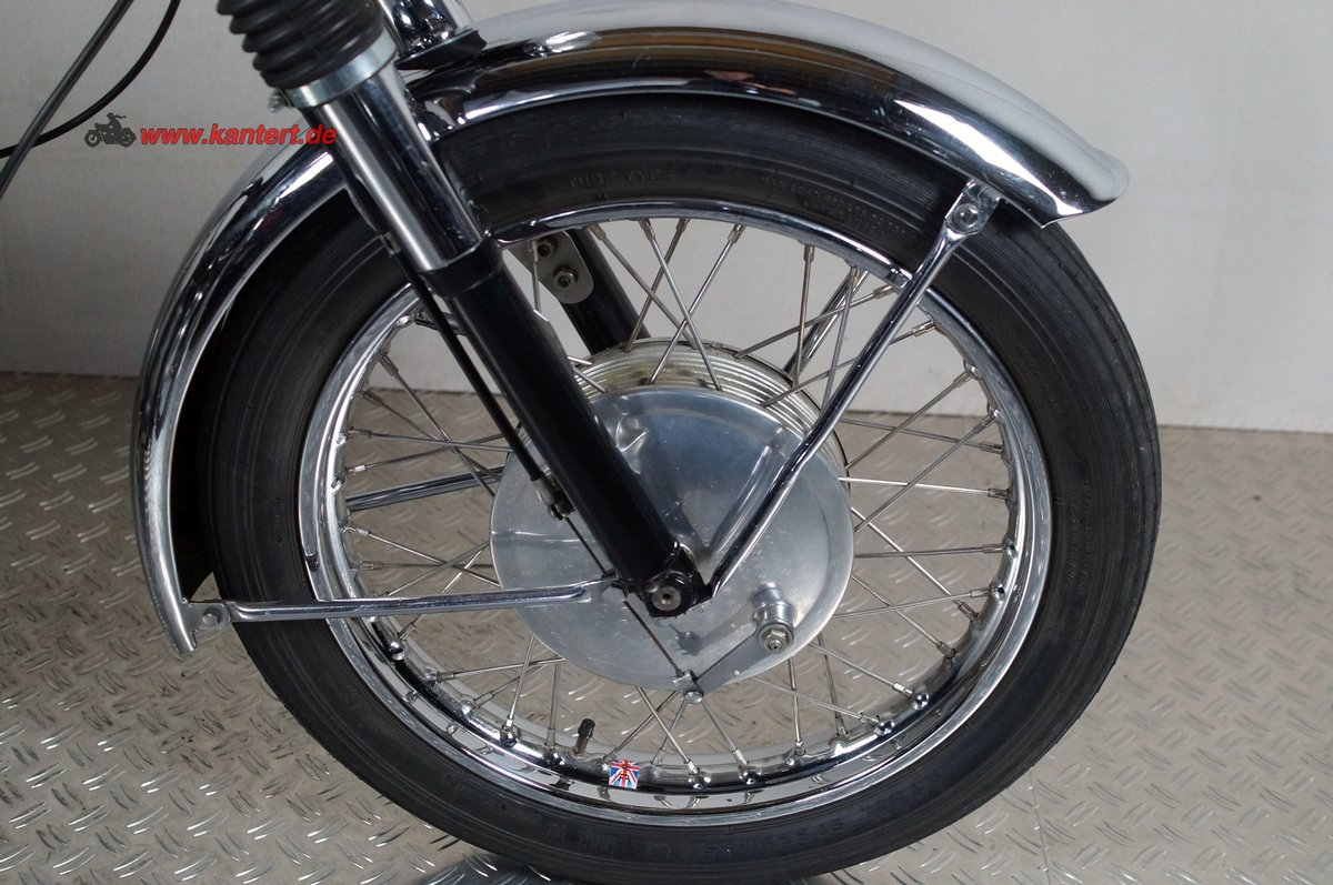 1964 BSA A 65 Rocket, 654 cc, 38 hp For Sale (picture 12 of 12)