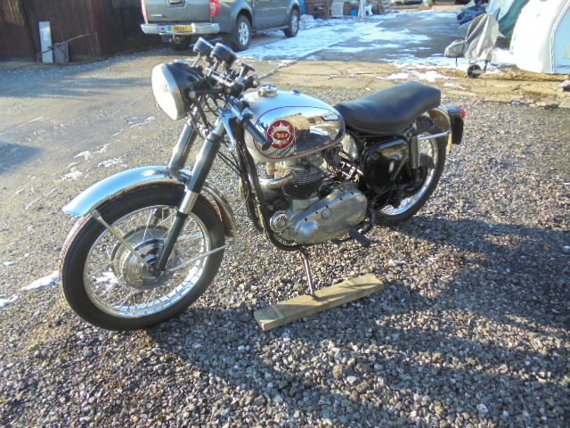 BSA Rocket Gold Star Replica 1959 For Sale (picture 2 of 6)