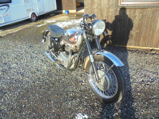 BSA Rocket Gold Star Replica 1959 For Sale (picture 3 of 6)