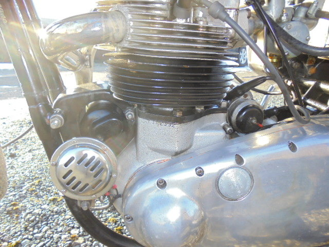 BSA Rocket Gold Star Replica 1959 For Sale (picture 5 of 6)