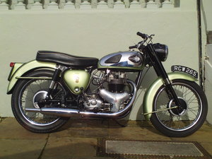 Picture of 1962 BSA A7SS SHOOTING STAR For Sale