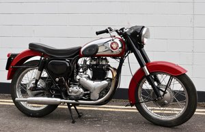 Picture of 1958 BSA A10 Golden Flash 650cc in Super Rocket colours For Sale