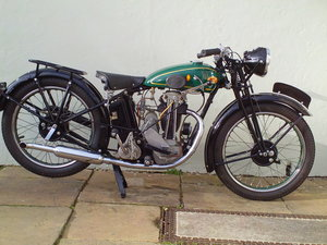 Picture of 1935 BSA X35-0 150cc OHV For Sale