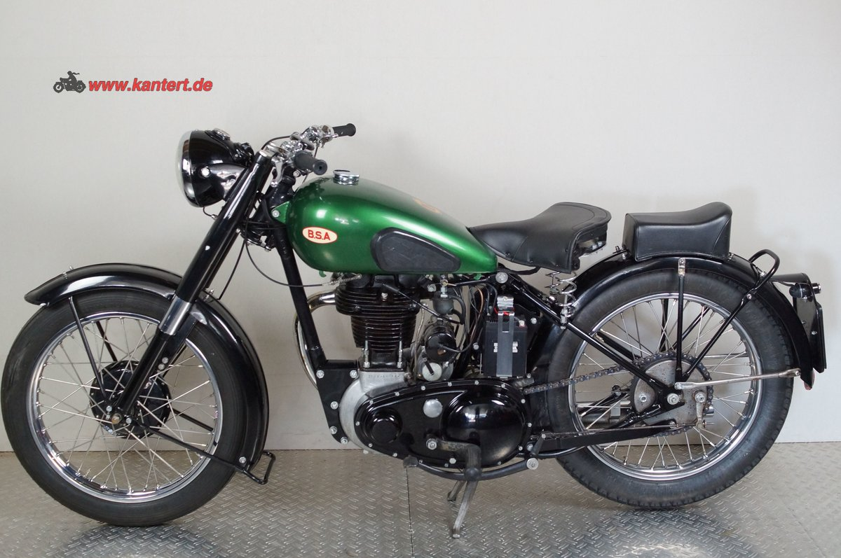 1950 BSA 500 B 33, 499 cc, 23 hp For Sale (picture 2 of 12)