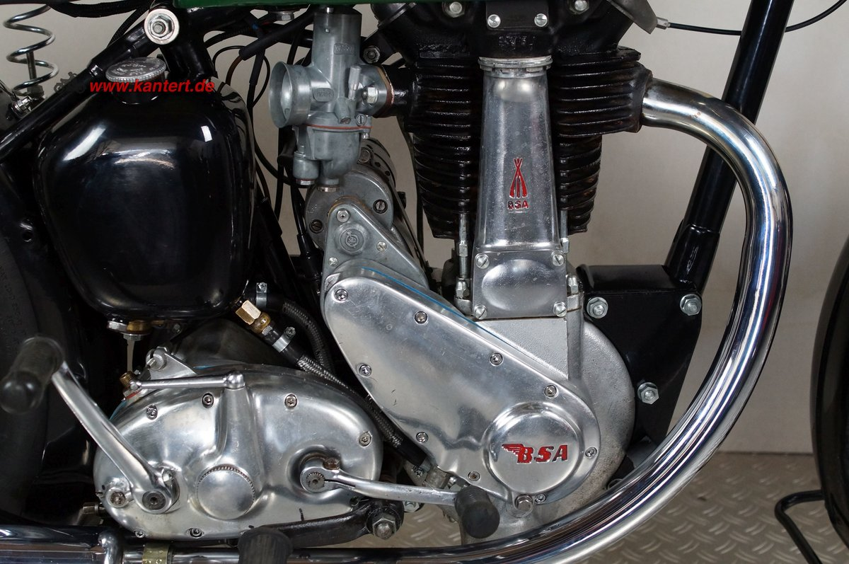 1950 BSA 500 B 33, 499 cc, 23 hp For Sale (picture 5 of 12)
