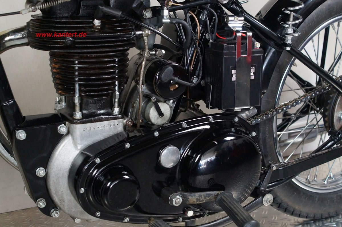 1950 BSA 500 B 33, 499 cc, 23 hp For Sale (picture 6 of 12)