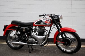Picture of 1961 BSA 650cc Super Rocket -  Good Usable Condition For Sale