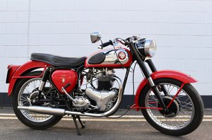Picture of 1958 BSA A10 650cc Super Rocket 650cc - Matching Numbers SOLD
