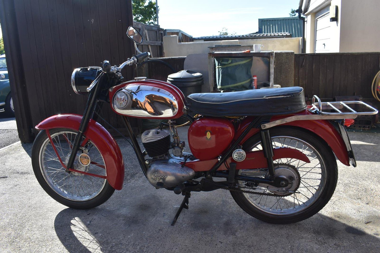 A 1966 BSA Bantam D7 De-Luxe - 30/06/2021 For Sale by Auction (picture 1 of 12)