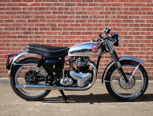 Picture of 1963 BSA Rocket Gold Star For Sale