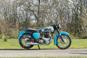 Picture of BSA 646cc A10 Lot 66 For Sale by Auction
