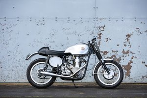 Picture of 1959 BSA 496cc Gold Star Special Lot 761 For Sale by Auction
