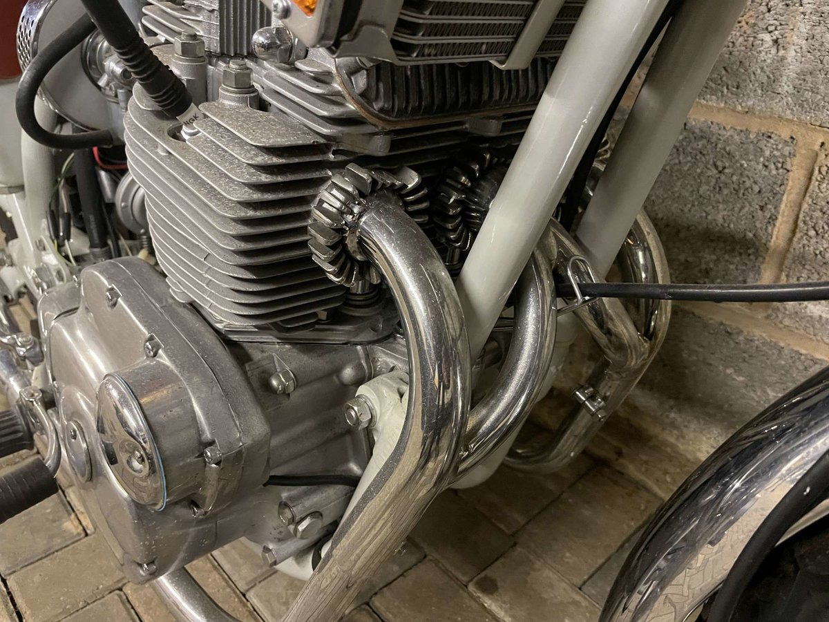 1971 BSA A75R Rocket 3 Mk 2 For Sale by Auction (picture 5 of 25)