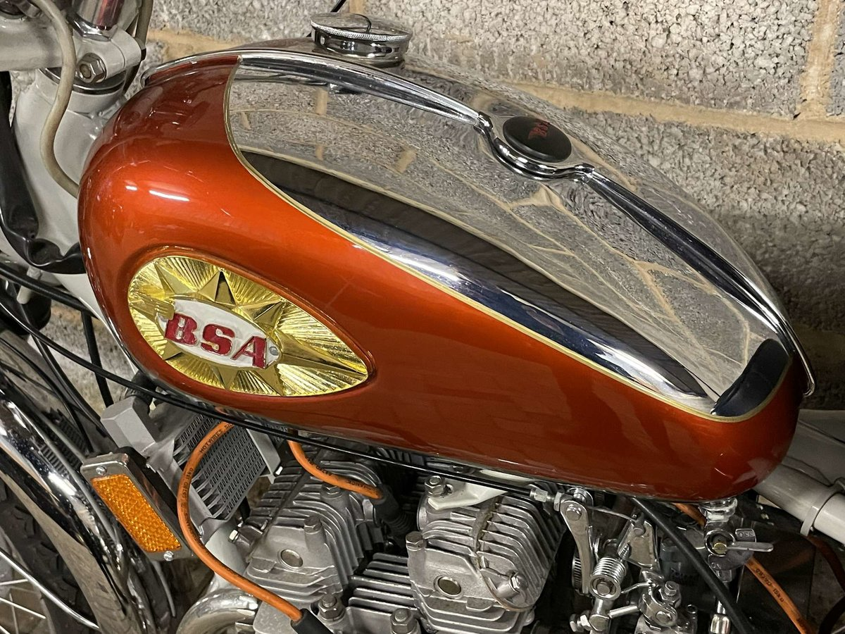 1971 BSA A75R Rocket 3 Mk 2 For Sale by Auction (picture 15 of 25)