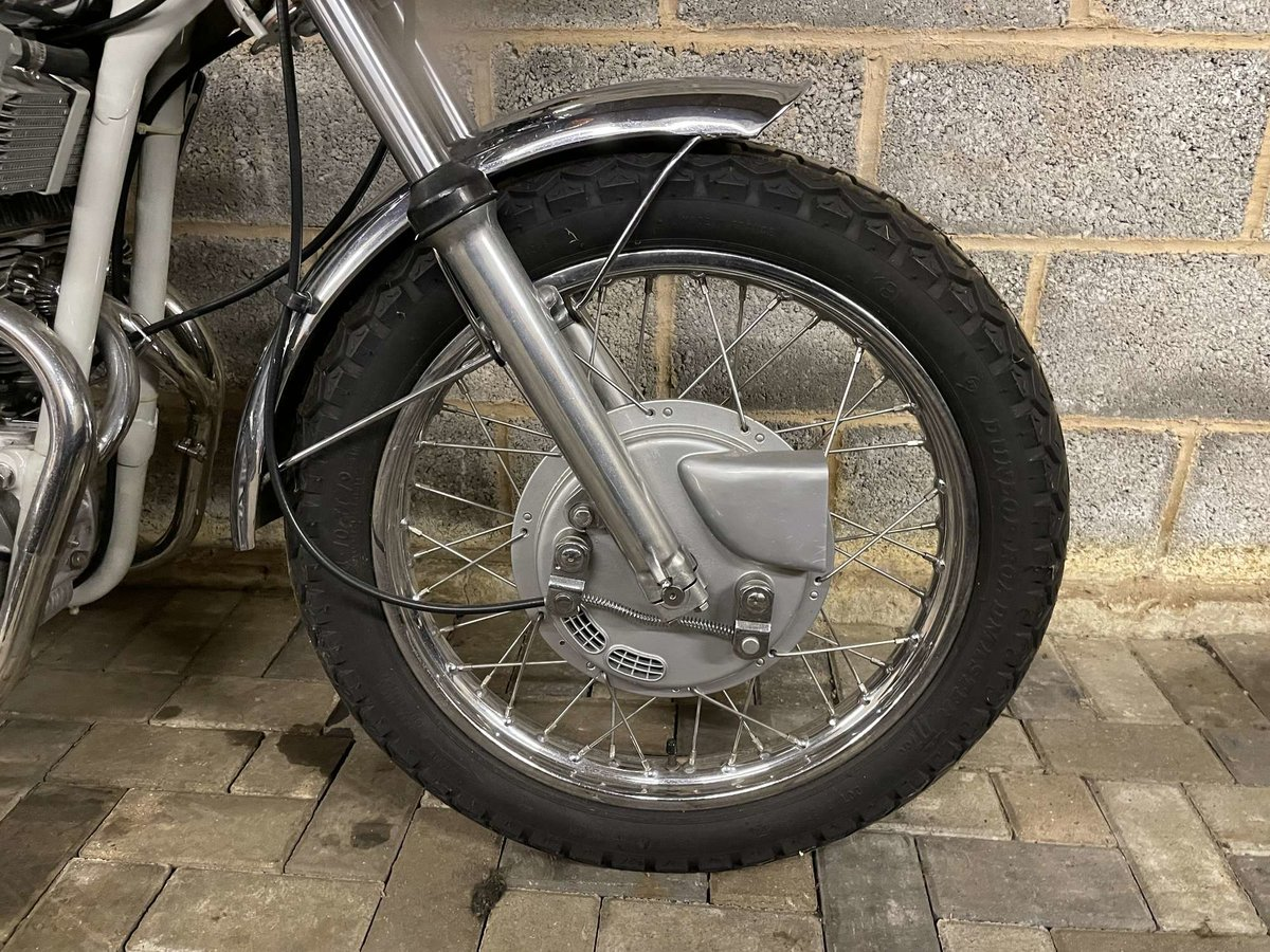 1971 BSA A75R Rocket 3 Mk 2 For Sale by Auction (picture 20 of 25)