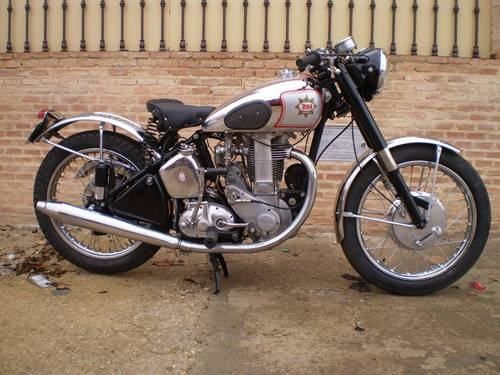 1949 BSA GOLD STAR ZB34 500cc OHV For Sale (picture 1 of 6)