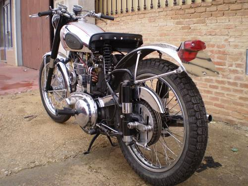 1949 BSA GOLD STAR ZB34 500cc OHV For Sale (picture 5 of 6)