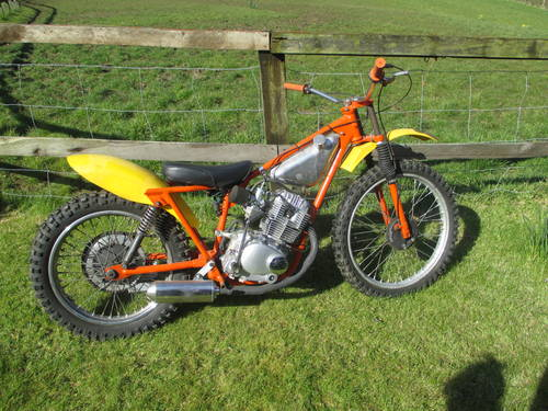 BSA Bantam Grasstrack Bike, 220cc For Sale (picture 1 of 4)