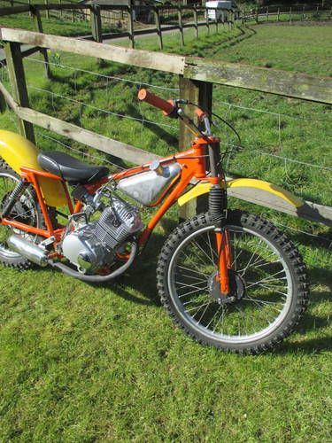BSA Bantam Grasstrack Bike, 220cc For Sale (picture 3 of 4)