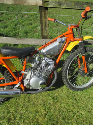 BSA Bantam Grasstrack Bike, 220cc For Sale (picture 4 of 4)
