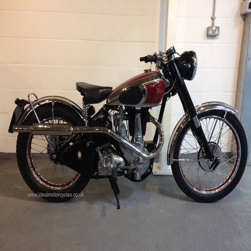 1950 BSA ZB34 For Sale (picture 1 of 6)