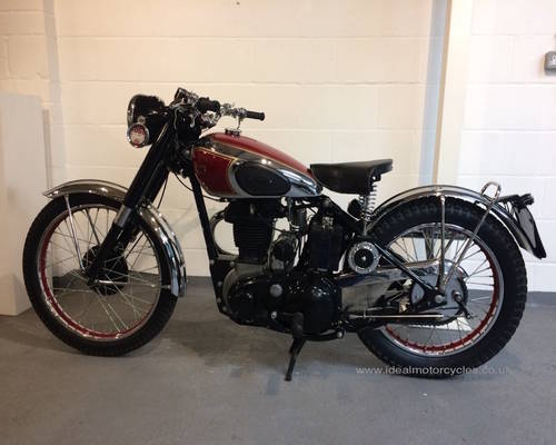1950 BSA ZB34 For Sale (picture 2 of 6)