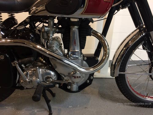 1950 BSA ZB34 For Sale (picture 4 of 6)