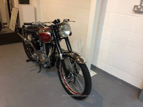 1950 BSA ZB34 For Sale (picture 5 of 6)