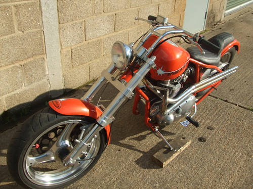 1959 BSA A10 lowrider/drag bike. Awesome specs. For Sale (picture 3 of 6)