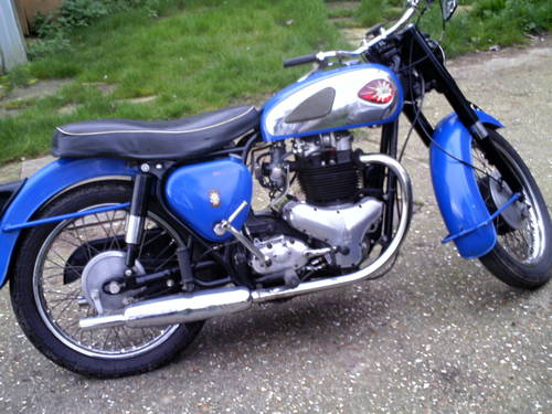 1960 BSA A10 GOLD FLASH For Sale (picture 1 of 6)