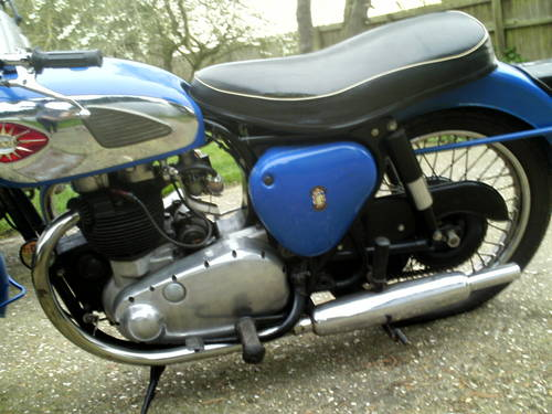 1960 BSA A10 GOLD FLASH For Sale (picture 6 of 6)