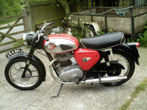 1963 BSA STAR TWIN A65 650CC For Sale (picture 1 of 6)